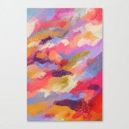 Rainbow Seed by H.M.Craig Canvas Print