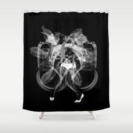 Gotham 21 Shower Curtain