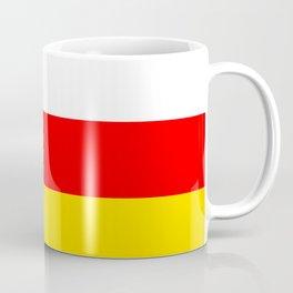South Ossetia Flag Coffee Mug
