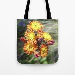 Hawkweed Tote Bag