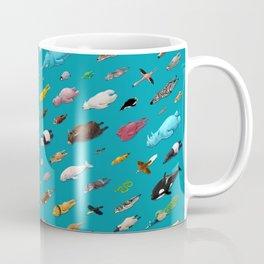 Sleeping Animals Coffee Mug