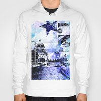 berlin Hoodies featuring Berlin  by LebensART