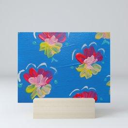 New Harbor Rose Mini Art Print