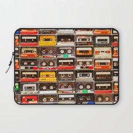Something Nostalgic V - Music - Global Language #decor #society6 #buyart Laptop Sleeve