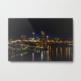 Pittsburgh I Metal Print