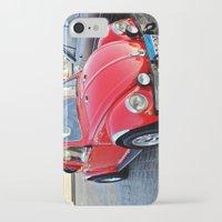 mini iPhone & iPod Cases featuring Mini by Magic Emilia