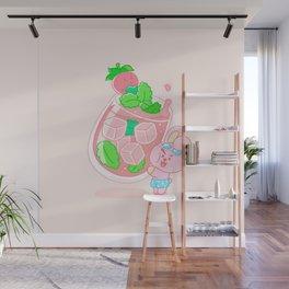 Sweet Summer Drink Wall Mural