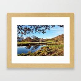 River Brathay  Framed Art Print