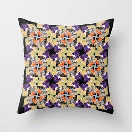 Feng Shui Mishap No. 21 Quilt Throw Pillow