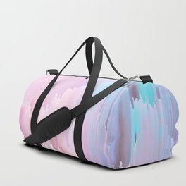 Delicate Glitches Duffle Bag