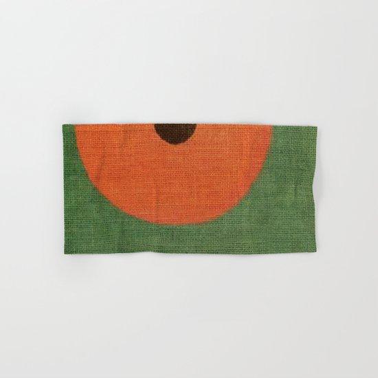 Simple Circle Hand & Bath Towel