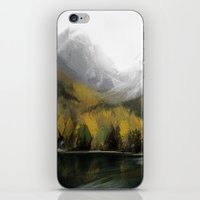 hot fuzz iPhone & iPod Skins featuring Autumn Fuzz by RoboChandler