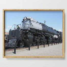 Union Pacific Big Boy Serving Tray