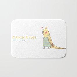 Frockatiel Bath Mat