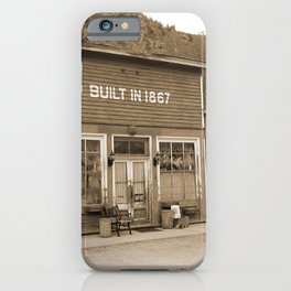 Georgetown CO iPhone Case
