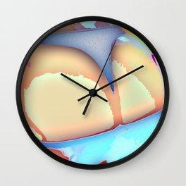 Erotica - 3 - Panties Wall Clock
