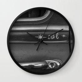 Cal Wall Clock