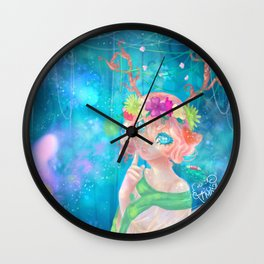 Kimari: The Healer Wall Clock