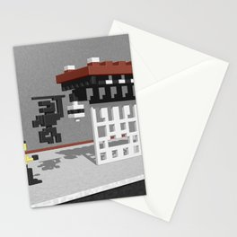 BruceLee Commodore 64 game tribute Stationery Cards