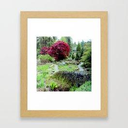 harrogate 1 Framed Art Print