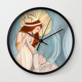 The Prayer Wall Clock