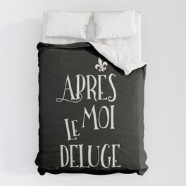 After Me The Flood Comforters