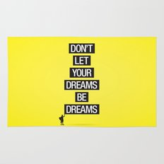 Dreams Be Dreams Rug