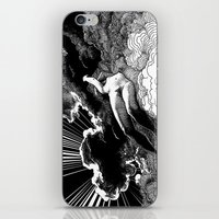 apollonia iPhone & iPod Skins featuring asc 615 - La volupté des formes (The voluptuousness of painting) by From Apollonia with Love