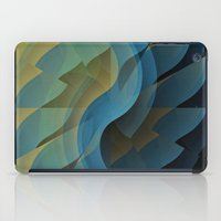 wings iPad Cases featuring Wings by David Lee