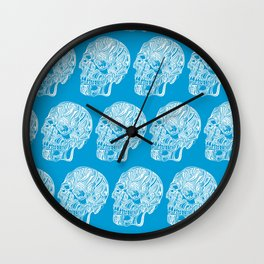 Death by water Wall Clock