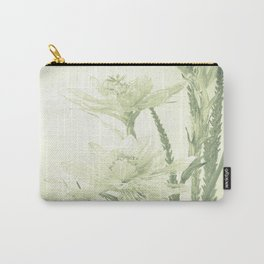 Glass flowers Carry-All Pouch