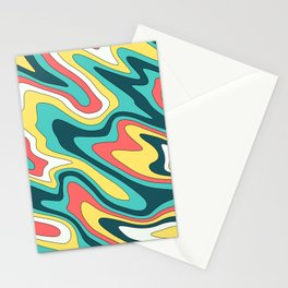 Color Splash I Stationery Cards