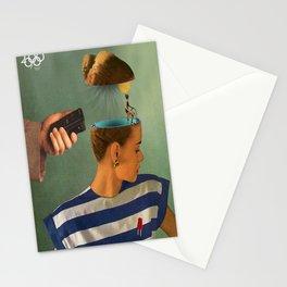 Olympics Stationery Cards