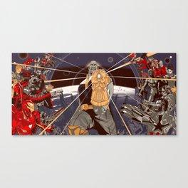 Infinity Canvas Print
