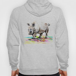 Sudan the last male northern white rhino Hoody