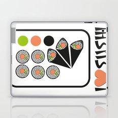 I love sushi Laptop & iPad Skin