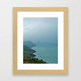 Faraway lands Framed Art Print