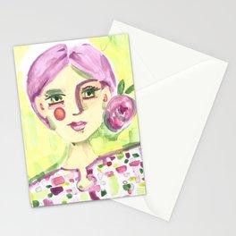 Lavender Lady Stationery Cards