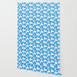Simply Blue Wallpaper