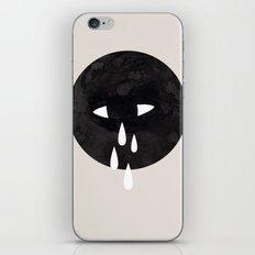 weep iPhone & iPod Skin