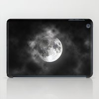 lunar iPad Cases featuring LUNAR by ZakPhotography