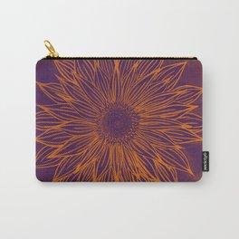 Summer Lovin' Sunflower Carry-All Pouch