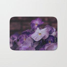 Violets Bath Mat