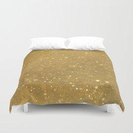 Gold Dust Duvet Cover