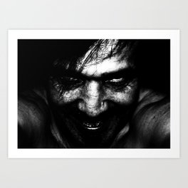 Big Bad Daddy Art Print