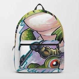 Frog Diver Backpack