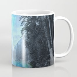 Melting Blue Moon Coffee Mug