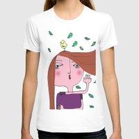 sarah paulson T-shirts featuring Sarah by Alfonnew Shop