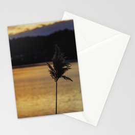 Sunset in Melrose, MA - 2019 Stationery Cards