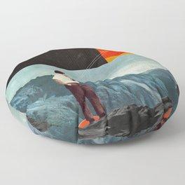 The Manual Floor Pillow
